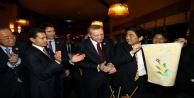 ERDOĞAN'DAN, G20 LİDERLERİNE AKŞAM YEMEĞİ