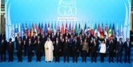 G20 LİDERLER ZİRVESİ RESMEN BAŞLADI