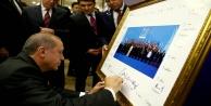 G20 LİDERLERİ AİLE FOTOĞRAFINI İMZALADI