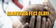 7 AYLIK BEBEĞİN ÜZERİNE KAYNAR SU DÖKÜLDÜ!