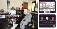 BELEDİYE VE ALKÜ#039;DEN VIP CARD UYGULAMASI