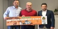 CLK AKDENİZ'DEN ALANYASPOR'A DESTEK