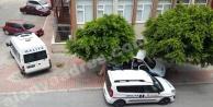 İŞTE ALANYA#039;DAKİ OKULLARI KAPATMA GÖRÜNTÜLERİ