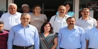 AKP#039;DEN CHP#039;YE TEŞEKKÜR ZİYARETİ