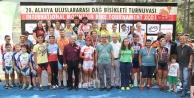 5 ülkeden 90 sporcu yarıştı