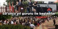 Bahçeşehir Alanya#039;da ilk gün coşkusu