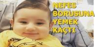 6 aylık bebek uykuda öldü