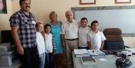 Alanya İnönü İlkokulu Avrupa#039;ya gidiyor