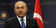 """Bakan Çavuşoğlu: """"Musul operasyonu yerel güçler tarafından hayata geçirilmeli"""""""