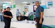 CLK Akdeniz Elektrik'ten 'aşure' ikramı