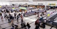 İşte Antalya'nın 10 aylık turist kaybı