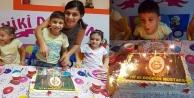 Mustafa'ya doğum günü sürprizi