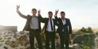 Soykırım yalanını Erzurum#039;dan haykırdılar