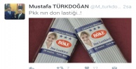 Türkdoğan#039;dan #039;PKK#039;nın don lastiği#039; paylaşımı
