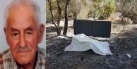 Yangını söndürmek isterken yanarak hayatını kaybetti