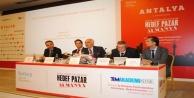 Antalya'da 'Hedef Pazar Almanya' toplantısı