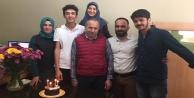 Emirhan#039;a 16. yaş pastası