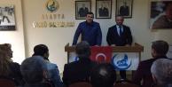 Türkdoğan#039;dan hayırlı olsun ziyareti