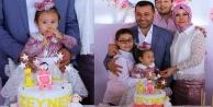 Yücel Ailesi#039;nin mutlu günü