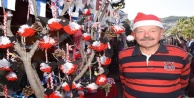 7.Alanya Uluslararası Noel Pazarı açılıyor