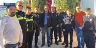 AK Parti'den polise taziye ziyareti