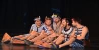 Alanyalı çocuk ve gençler tiyatro ile buluştu