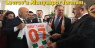 Alanyaspor#039;a Rus kardeş geliyor