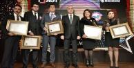 Antalya'da başarılı firmalar ödüllendirildi