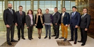 Antalya'da iş dünyasından TL desteği