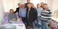 Büyükşehir Belediyesinden hasta yatağı yardımı