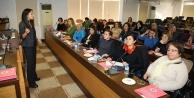 Kadınlara EBRD programı anlatıldı