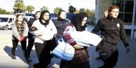 PKK şüphelisi 19 kişi adliyede