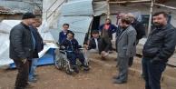 Tekerlekli sandalye Umuta umut oldu
