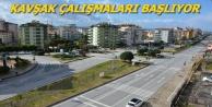 Alanya#039;nın trafik akışı değişiyor