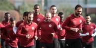 Beşiktaş maçı öncesi Alanya#039;da son durum
