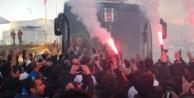 Beşiktaş protesto edildi