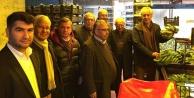 CHPden Demirtaş Haline ziyaret