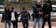 Alanya'daki cinayetin şüphelileri tutuklandı