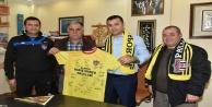 Payallarspor#039;dan Yücel#039;e destek teşekkürü