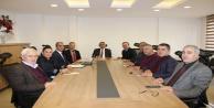 Sosyal Yardımlaşma Vakfı toplantısı gerçekleştirildi
