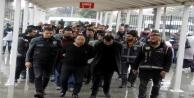 Suç örgütü operasyonu: 19 tutuklama
