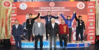Türkiye Taekwondo şampiyonası sona erdi