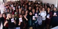 AK Parti#039;li kadınlar startı verdi