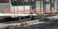 Alanya#039;da bomba paniği