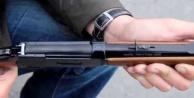 Av tüfeğiyle dehşet saçtı tutuklandı