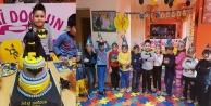 Balo gibi doğum günü partisi