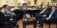 Büyükelçi Alanya#039;yı çok beğendi