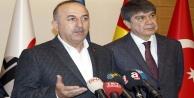 Çavuşoğlu#039;ndan kritik Suriye açıklaması
