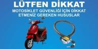 Emniyetten Alanya#039;ya motosiklet uyarısı