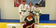 Judocularımız yarı finalde